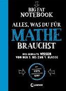 Cover-Bild zu Big Fat Notebook - Alles, was du für Mathe brauchst