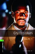 Cover-Bild zu Oxford Bookworms Library: Level 6:: Cry Freedom von Briley, John