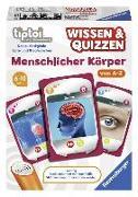 Cover-Bild zu tiptoi® Wissen & Quizzen: Menschlicher Körper