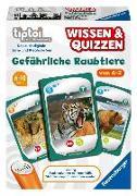 Cover-Bild zu tiptoi® Wissen & Quizzen: Gefährliche Raubtiere