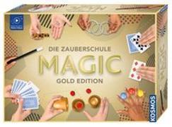Cover-Bild zu Die Zauberschule MAGIC Gold Edition