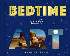 Cover-Bild zu Bedtime with Art (eBook) von Hahn, Sabrina