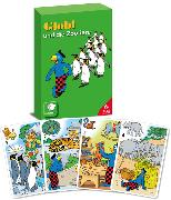 Cover-Bild zu Quartett Globi und die Zootiere
