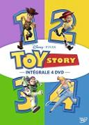 Cover-Bild zu Toy Story 1-4 (4 Movie Coll.) von Unkrich, Lee (Reg.)