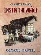 Cover-Bild zu Inside the Whale (eBook) von Orwell, George