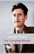Cover-Bild zu Complete Novels of George Orwell (eBook) von George Orwell, Orwell