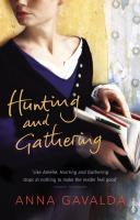 Cover-Bild zu Hunting and Gathering (eBook) von Gavalda, Anna
