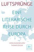 Cover-Bild zu Luftsprünge von Geiger, Thomas (Hrsg.)