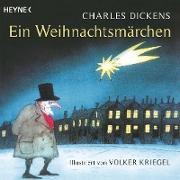 Cover-Bild zu Ein Weihnachtsmärchen (eBook) von Dickens, Charles