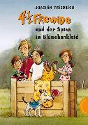 Cover-Bild zu 4 1/2 Freunde 19: 4 ½ Freunde und der Spion im Blümchenkleid (eBook) von Friedrich, Joachim