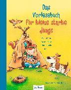 Cover-Bild zu Das Vorlesebuch für kleine starke Jungs von Ende, Michael