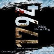 Cover-Bild zu 1794 (Winge und Cardell ermitteln 2) von Natt Och Dag, Niklas
