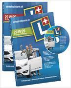 Cover-Bild zu Verkehrstheorie.ch Verkehrsregeln / Prüfungsfragen 2019/20 mit Lernsoftware (CD-Rom)
