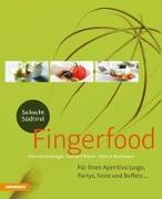 Cover-Bild zu Fingerfood von Wieser, Gerhard