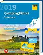 Cover-Bild zu ADAC Campingführer Süd 2019 / ADAC Campingführer Südeuropa 2019 von ADAC Medien und Reise GmbH