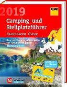 Cover-Bild zu ADAC Camping/Stellplatzführer Sk., Ostsee 2019 / ADAC Camping-/Stellplatzführer Skandinavien, Ostsee 2019 von ADAC Medien und Reise GmbH