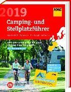 Cover-Bild zu ADAC Camping/Stellplatzführer F, Sp, P, CH 2019 / ADAC Camping-/Stellplatzführer Frankreich, Spanien, Portugal, Schweiz 2019 von ADAC Medien und Reise GmbH