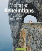 Cover-Bild zu Motorrad Geheimtipps in Europa von Deleker, Jo