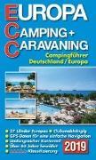 Cover-Bild zu ECC-Europa Camping- + Caravaning-Führer 2019