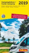 Cover-Bild zu TCS Schweiz & Europa Campingführer 2019 von Hallwag Kümmerly+Frey AG (Hrsg.)