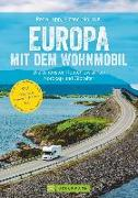 Cover-Bild zu Europa mit dem Wohnmobil von Moll, Michael