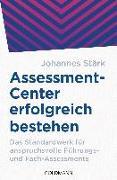 Cover-Bild zu Assessment-Center erfolgreich bestehen von Stärk, Johannes