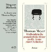 Cover-Bild zu Wolkenbruchs wunderliche Reise in die Arme einer Schickse von Meyer, Thomas