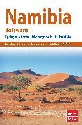 Cover-Bild zu Nelles Guide Reiseführer Namibia - Botswana (eBook) von Dannenberg, Heinrich