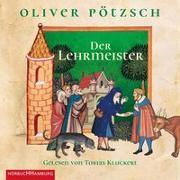 Cover-Bild zu Der Lehrmeister (Faustus-Serie 2) von Pötzsch, Oliver