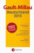 Cover-Bild zu Gault Millau Deutschland 2013 von Kohnke, Manfred (Hrsg.)