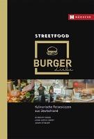 Cover-Bild zu Streetfood Burgerliebe von Groß, Benedikt