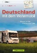 Cover-Bild zu Deutschland mit dem Wohnmobil von Lahmann, Werner K.