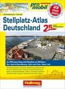 Cover-Bild zu Promobil Stellplatz-Atlas Deutschland 2019/2020