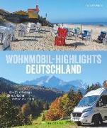 Cover-Bild zu Wohnmobil-Highlights Deutschland von Kliem, Thomas Dr.