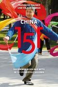 Cover-Bild zu China 151 von Hauser, Françoise