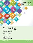 Cover-Bild zu Marketing: An Introduction, Global Edition von Armstrong, Gary