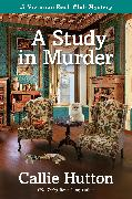 Cover-Bild zu A Study in Murder (eBook) von Hutton, Callie