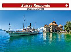 Cover-Bild zu Cal. Suisse Romande Ft. 31,5x23 2020