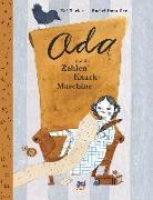 Cover-Bild zu Ada und die Zahlen-Knack-Maschine von Tucker, Zoë