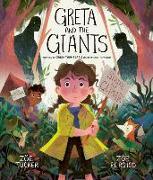 Cover-Bild zu Greta and the Giants: Inspired by Greta Thunberg's Stand to Save the World von Tucker, Zoe