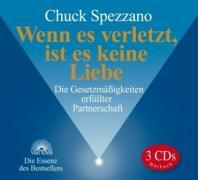 Cover-Bild zu Wenn es verletzt, ist es keine Liebe von Spezzano, Chuck