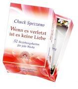 Cover-Bild zu Wenn es verletzt ist es keine Liebe von Spezzano, Chuck