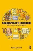 Cover-Bild zu Shakespeare's Language von Johnson, Keith