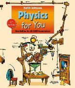 Cover-Bild zu Physics for You von Johnson, Keith