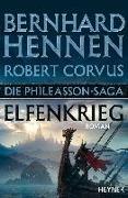 Cover-Bild zu Hennen, Bernhard: Die Phileasson-Saga - Elfenkrieg