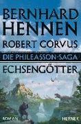 Cover-Bild zu Hennen, Bernhard: Die Phileasson-Saga - Echsengötter