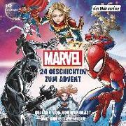 Cover-Bild zu MARVEL - 24 Geschichten zum Advent
