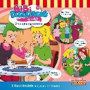 Cover-Bild zu eBook Bibi Blocksberg Kurzhörspiele - Bibi erzählt: Freundinnengeschichten