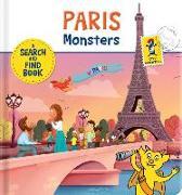 Cover-Bild zu Paris Monsters von Gelinas, Yves