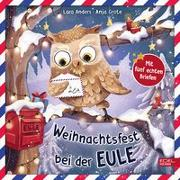 Cover-Bild zu Weihnachtsfest bei der Eule